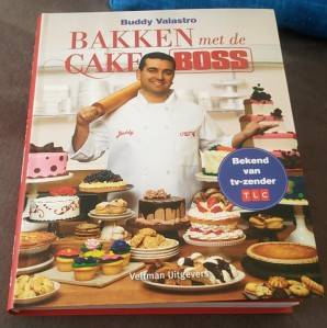 Baking with the Cake Boss book