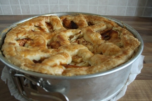 Dutch Applepie