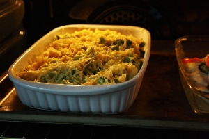 Macaroni with cheese and broccoli, Uit Pauline's Keuken