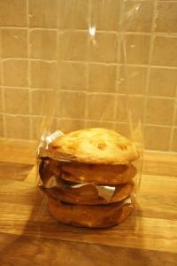 Homemade gevulde koeken