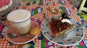 Pecan pie, Taart van mijn tante, Amsterdam