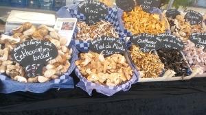 Heerlijk & Eerlijk, mushrooms, Swan Market