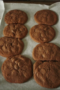 Double Chocolate chip cookies, Cakeboss
