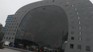Markthal Rotterdam, outside