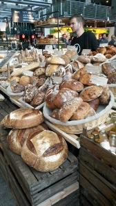 Markthal Rotterdam, bread