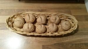 Recipe: Mini Spelt buns