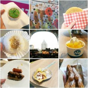Markthal Rotterdam, food