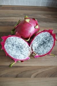 Pitaya or Dragonfruit dessert