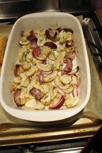 Aardpeer, Jerusalem artichoke, recipe