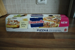 Review: Danerolles Pizza kit