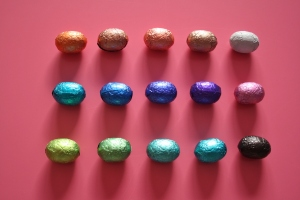 Review: Jamin easter eggs chocolate